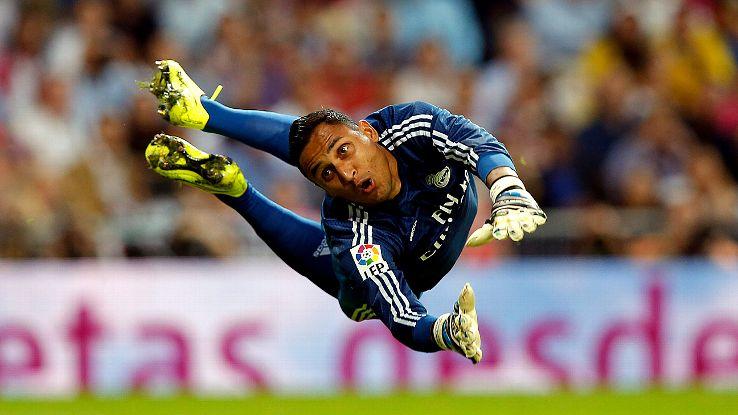Επιμένει για τερματοφύλακα η Ρεάλ Μαδρίτης | Sportsking.gr