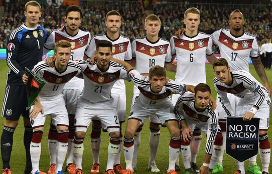 Τα… δίδυμα αδέρφια της εθνικής Γερμανίας! (pics) | Sportsking.gr