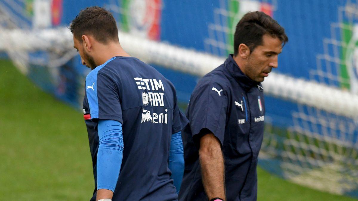 Μπουφόν: «Δεν θα ήταν λάθος του Ντοναρούμα να έρθει στη Γιουβέντους» | Sportsking.gr