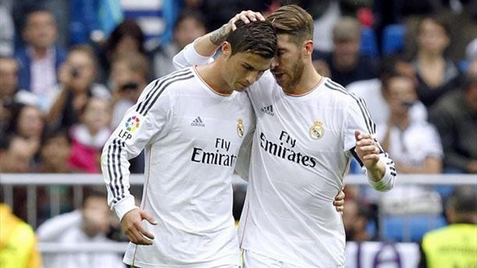 Ράμος για Ρονάλντο: «Η Μαδρίτη θα σε θυμάται πάντα!» (pic) | Sportsking.gr