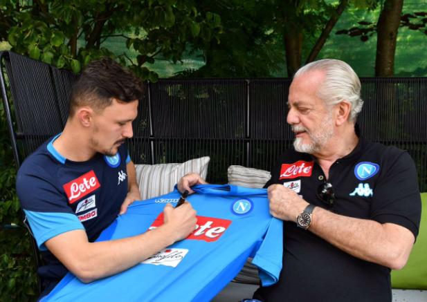 Δανεικός στη Νάπολι ο Μάρκο Ρούι! | Sportsking.gr