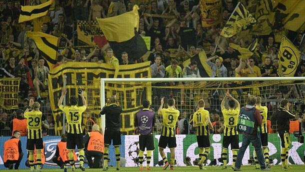 Δεν πάνε γήπεδο οι οπαδοί της Ντόρτμουντ | Sportsking.gr