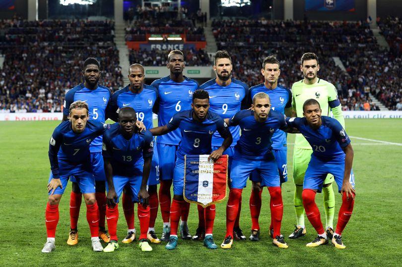 Η Γαλλία έγινε η πιο ακριβή εθνική ομάδα ξεπερνώντας την Αγγλία | Sportsking.gr