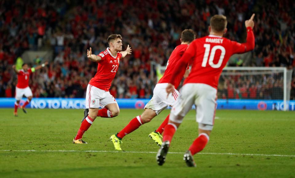 To εκπληκτικό γκολ του πιτσιρικά της Λίβερπουλ με την Ουαλία (vid) | Sportsking.gr