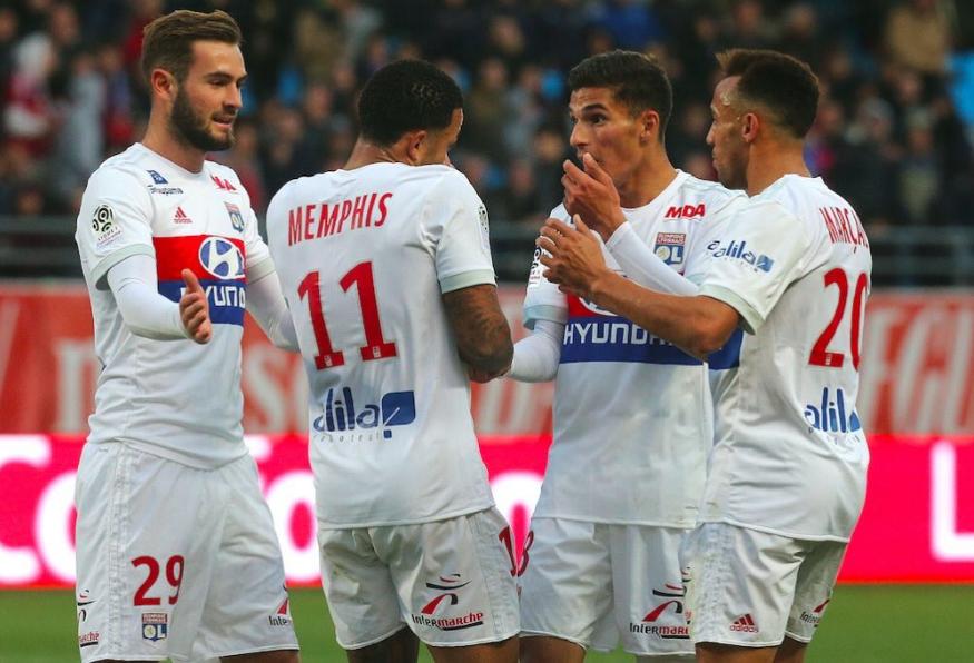 Lyon is on fire | Sportsking.gr