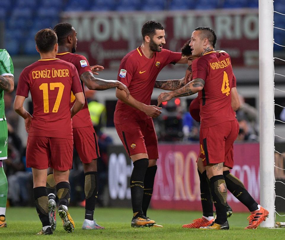 Τρίποντο… χρυσάφι για τη Ρόμα! | Sportsking.gr