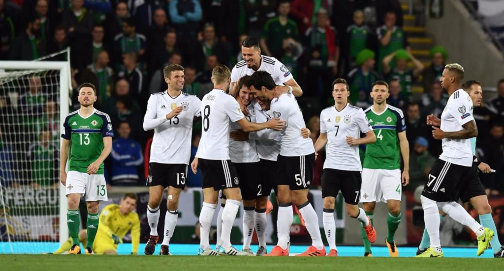 Έκλεισε εισιτήρια για Ρωσία η Γερμανία (vid) | Sportsking.gr