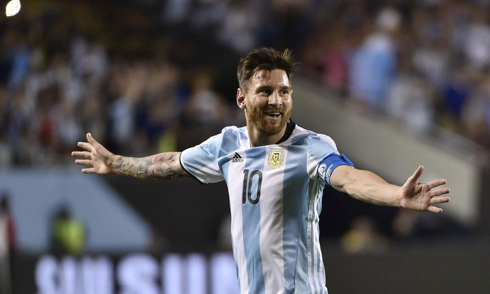 Μία… Αργεντινή μόνος του ο Μέσι! | Sportsking.gr