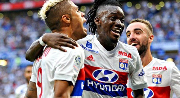 Τρελοί πανηγυρισμοί των παικτών της Λιόν μετά την «πεντάρα» στην Σεντ Ετιέν! (vid) | Sportsking.gr