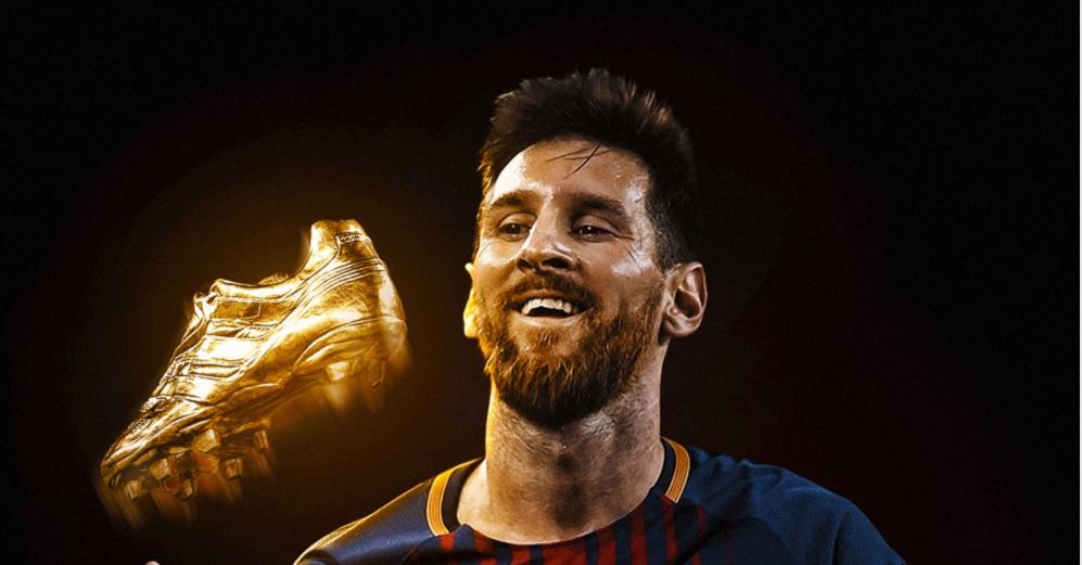 «Γυάλισε» ένα ακόμη χρυσό παπούτσι ο Μέσι | Sportsking.gr