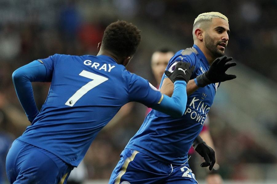 Βάζει γκολάρες ο Μαχρέζ ακόμη και με τέτοιο μαλλί! (vid) | Sportsking.gr