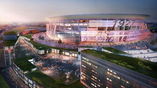 Πήρε την έγκριση για νέο γήπεδο η Ρόμα | Sportsking.gr