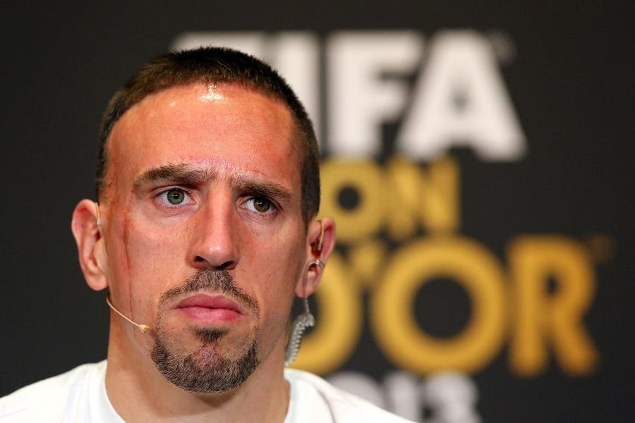 Ριμπερί: «Μου έκλεψαν τη Χρυσή Μπάλα και την πήρε ο Ρονάλντο» | Sportsking.gr