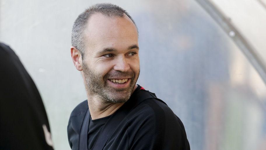 Ινιέστα: «Ο Κουτίνιο δεν ήρθε για να με αντικαταστήσει» | Sportsking.gr