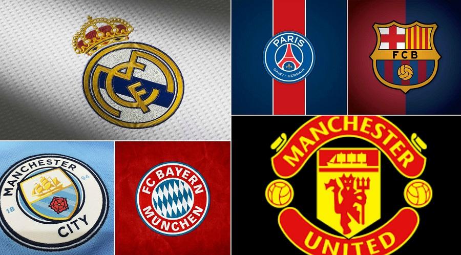 Οι 20 πλουσιότεροι σύλλογοι στον κόσμο! (pic) | Sportsking.gr