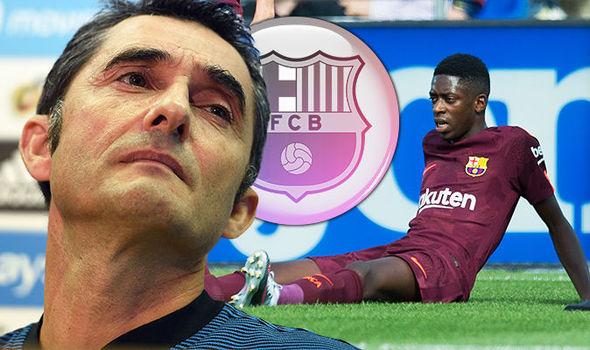Βαλβέρδε για Ντεμπελέ: «Θα ξεπεράσει γρήγορα τον τραυματισμό του» | Sportsking.gr