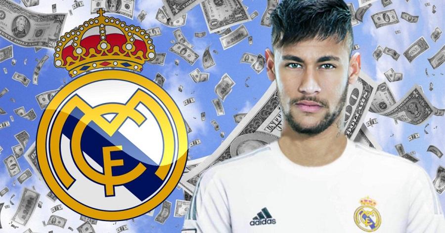 «Πρόταση 400 εκατ. ευρώ για Νεϊμάρ η Ρεάλ» | Sportsking.gr