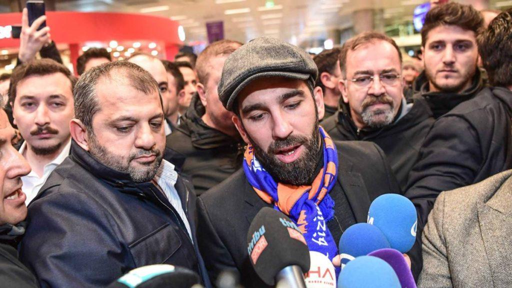 Χαμός στην υποδοχή του Τουράν | Sportsking.gr