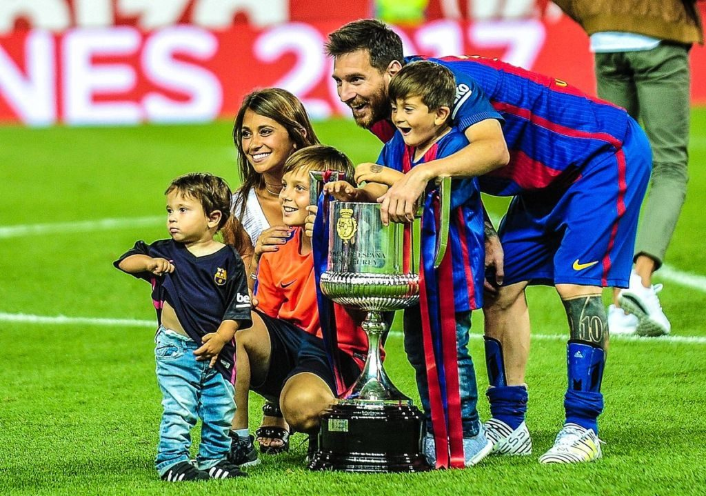 Και πάλι μπαμπάς ο Λιονέλ Μέσι (pic) | Sportsking.gr