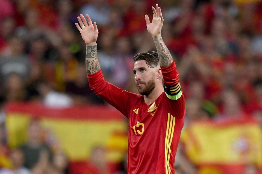 Ράμος για Αγγλία: «Θέλουμε να κερδίσουμε τους εφευρέτες του ποδοσφαίρου» | Sportsking.gr