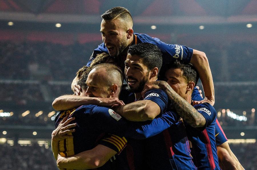Ποδοσφαιρική μαγεία και Κυπελλούχος η Μπαρτσελόνα! (vid) | Sportsking.gr