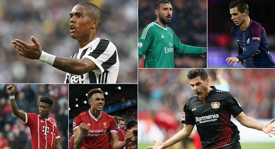 Η κορυφαία ενδεκάδα της αγωνιστικής στην Ευρώπη | Sportsking.gr