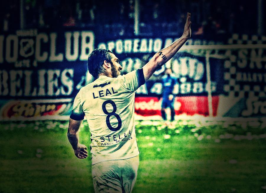 Λεάλ: «Πήραμε την άνοδο, αλλά θέλουμε και το πρωτάθλημα» | Sportsking.gr