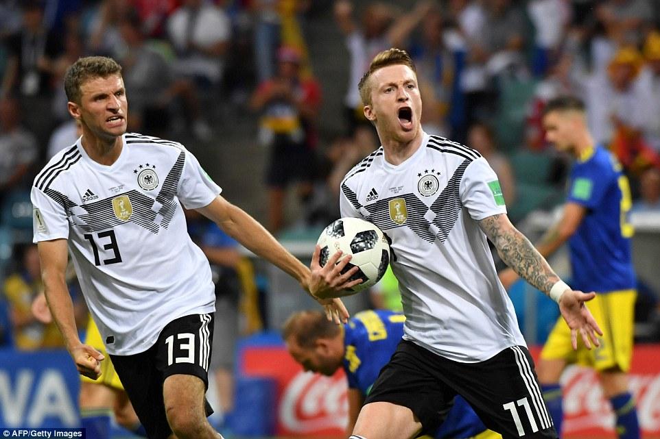 Στο ΤΕΛΟΣ μιλούν οι ΠΡΩΤΑΘΛΗΤΕΣ! 2-1 η Γερμανία τη Σουηδία στο 95′! | Sportsking.gr