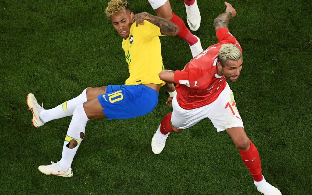 Ήταν άτυ«Χ»η και το πλήρωσε η Βραζιλία! | Sportsking.gr