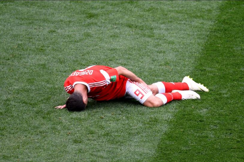 Μεγάλος άτυχος της πρεμιέρας ο Τζαγκόεφ | Sportsking.gr
