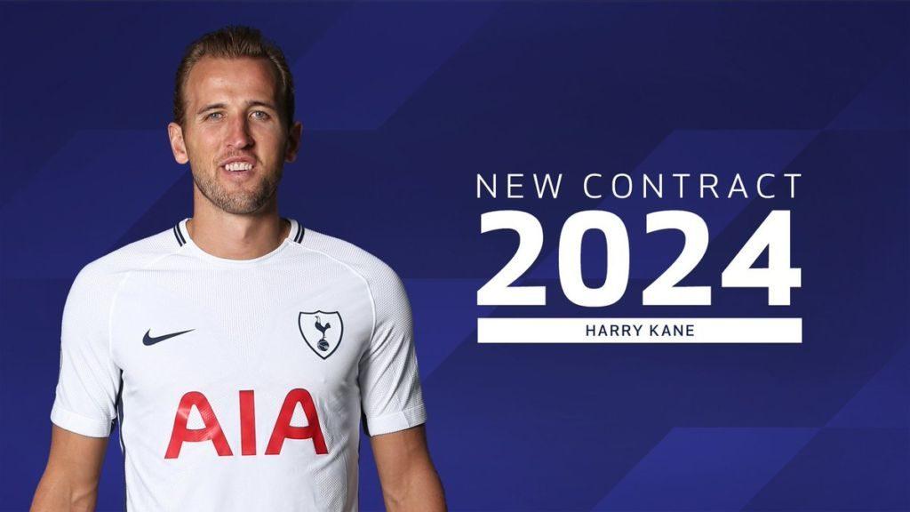 Ανανέωσε μέχρι το 2024 ο Χάρι Κέιν! | Sportsking.gr