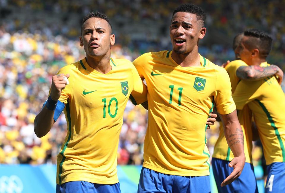 Αποκαλύφθηκε η 11αδα της Βραζιλίας | Sportsking.gr