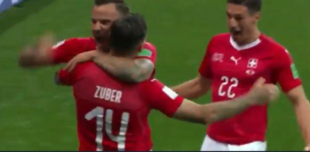 Ισοφάρισε με τον Ζούμπερ η Ελβετία (vid) | Sportsking.gr