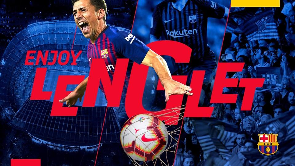 Επίσημο: «Καταλανός» ο Λενγκλέ   Sportsking.gr