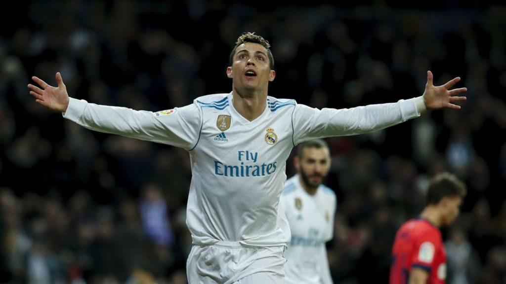 Ρονάλντο: «Ευχαριστώ και… Hala Madrid!» (pic) | Sportsking.gr