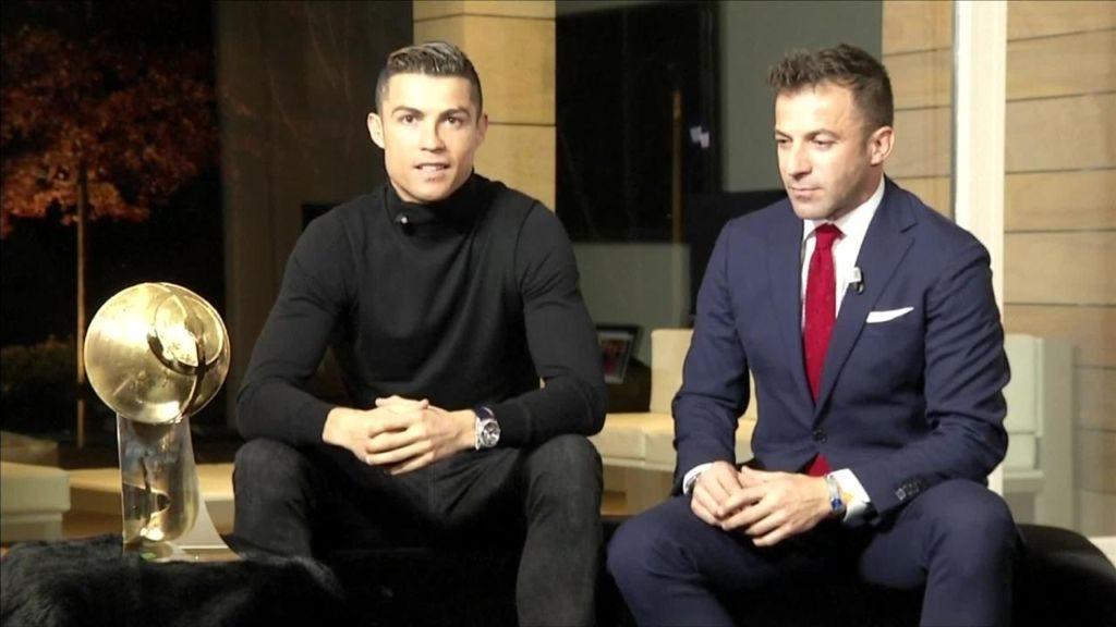 Ντελ Πιέρο για Ρονάλντο: «Η καλύτερη επιλογή, καλώς ήρθες» (pic) | Sportsking.gr