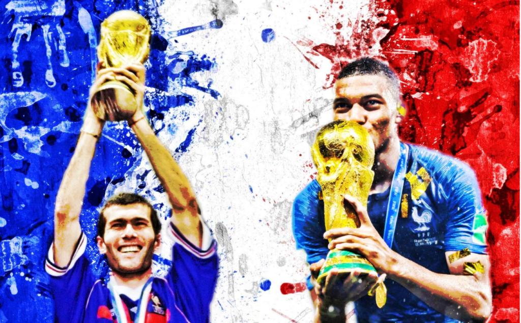 Poll: Εθνική Γαλλίας 1998 vs Εθνική Γαλλίας 2018 | Sportsking.gr