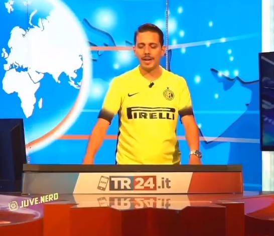 Παρουσιαστής σπάει τηλεόραση όταν μαθαίνει ότι ο Κριστιάνο έκλεισε στη Γιουβέντους! (vid) | Sportsking.gr