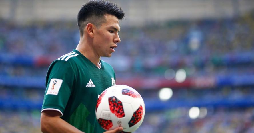 Τον καλύτερο παίκτη από το… μουντιαλικό Μεξικό θέλει η Γιουνάιτεντ! | Sportsking.gr