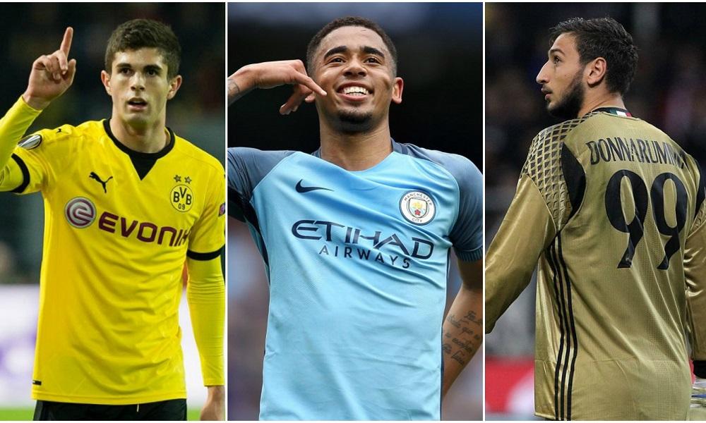 Αυτοί είναι οι ακριβότεροι ποδοσφαιριστές κάτω των 21 ετών (pic) | Sportsking.gr