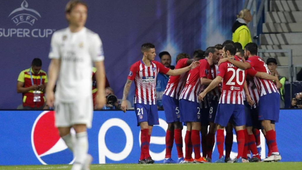 Η Μαδρίτη σήμερα είναι ΚΟΚΚΙΝΗ! (vid) | Sportsking.gr