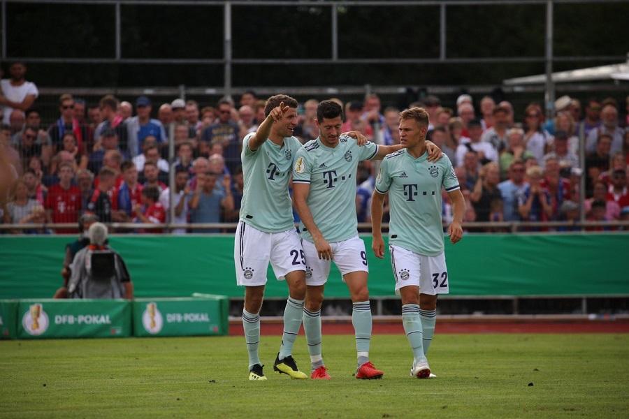 Κύπελλο Γερμανίας: Έπαιξε με τη φωτία η Μπάγερν, αποκλεισμός – σοκ για την Κυπελλούχο Άιντραχτ! | Sportsking.gr