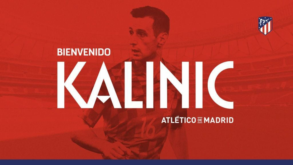 ΕΠΙΣΗΜΟ: Στην Ατλέτικο ο Κάλινιτς! (pic) | Sportsking.gr