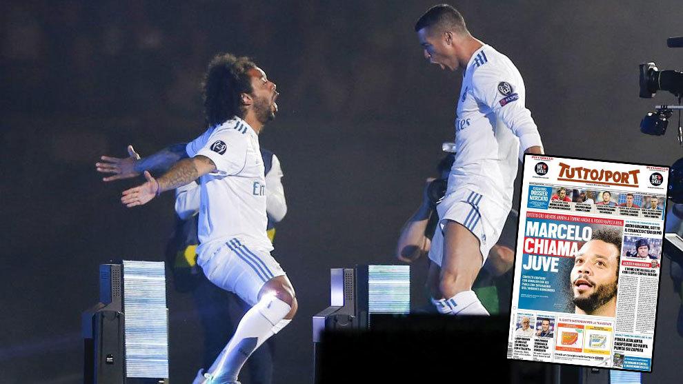 Tuttosport: Ο Μαρσέλο θέλει Γιουβέντους! (pic) | Sportsking.gr