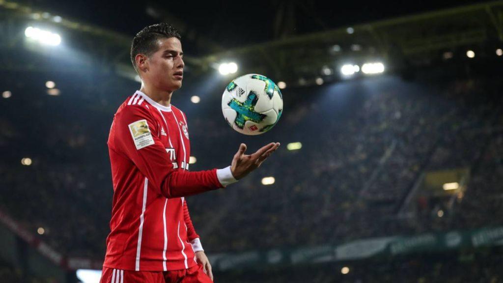 Την χρονιά και έφυγε για Μαδρίτη ο Χάμες | Sportsking.gr