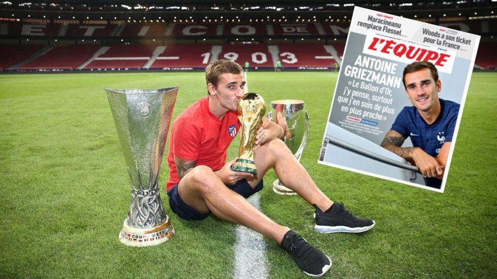 Γκριεζμάν: «Τι άλλο να κάνω για να κερδίσω τη χρυσή μπάλα;» | Sportsking.gr