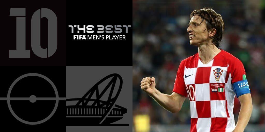 Καλύτερος παίκτης του κόσμου ο Μόντριτς | Sportsking.gr