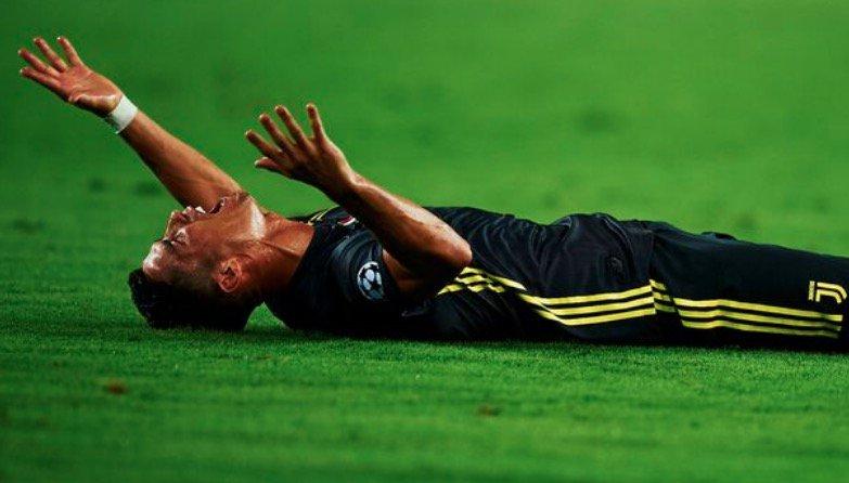 Τι συμβαίνει με την τιμωρία του Κριστιάνο! (pic) | Sportsking.gr