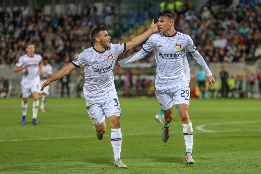 1ος όμιλος: Μοίρασε «ασπιρίνες» ο Χάβερτς, δεν τα κατάφερε η ΑΕΚ Λάρνακας (vids)   Sportsking.gr