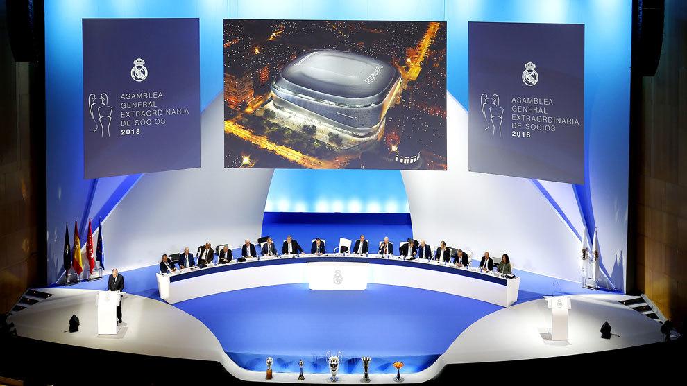 Προχωράει το νέο «Μπερναμπέου» ο Πέρεθ (vid) | Sportsking.gr